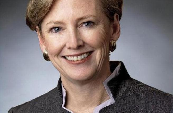 Ellen Kullman, Chair and CEO of DuPont