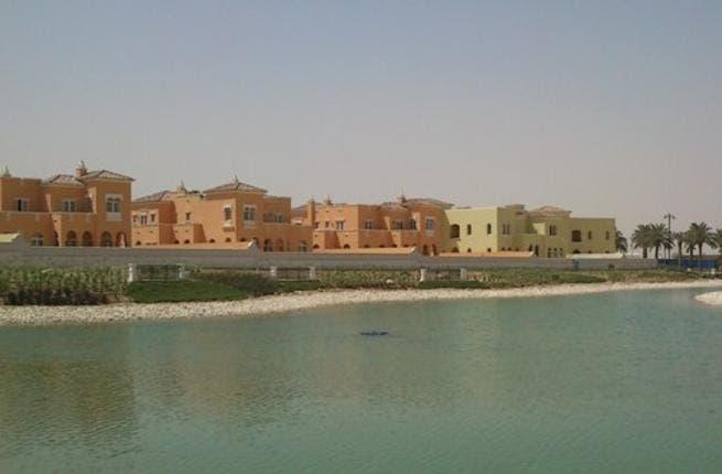 Al Nada residential village in Al Khobar Lakes