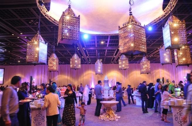 Emirates NBD hosts Iftar for Staff