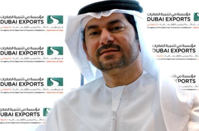 Engineer Saed Al Awadi, CEO of Dubai Exports