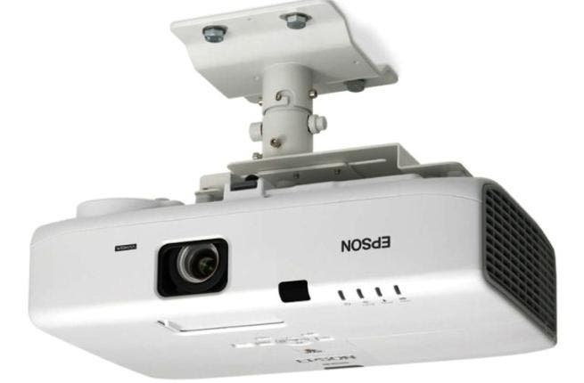 Epson's new projector for dusty environments