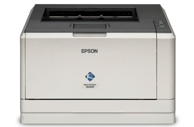 The AcuLaser M2400D series gets the job done fast with a print speed of 35 pages per minute