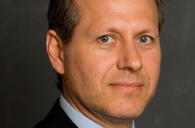 Ernest Sales, Vice President and Managing Director for Middle East, Mediterranean and Africa