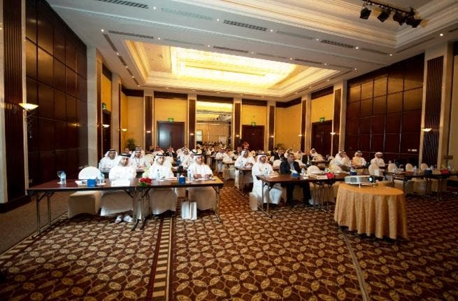 Sand Movement Mitigation Workshop by Etihad Rail