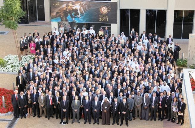 Etihad Worldwide Staff Conference 2011