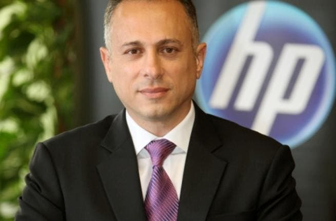 Eyad Shihabi Managing Director HP Middle East