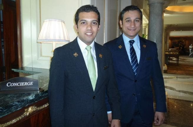 FSH Cairo at The First Residence - Winning Concierge Duo