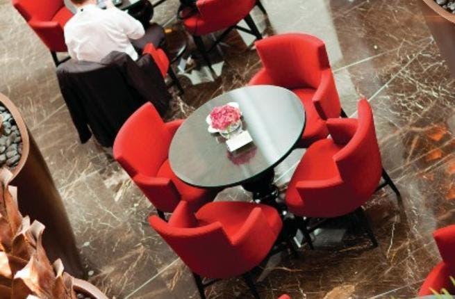 Four Seasons Riyadh, Lobby Lounge