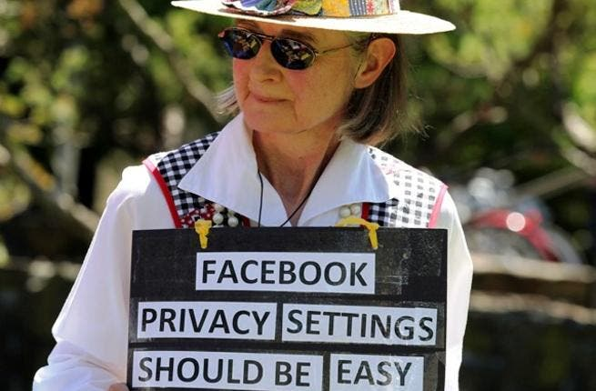 A privacy specialist at Pitmans law firm, Philip James called on Facebook to improve the security around the content system