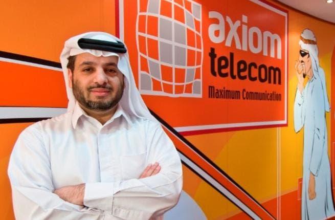 Faisal Al-Bannai, CEO, Axiom Telecom