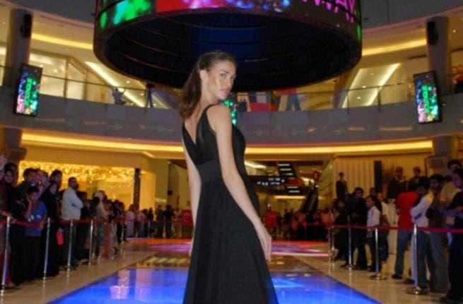 Fashion Catwalk at The Dubai Mall