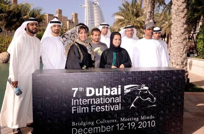 Emirati Filmmakers at DIFF 2010