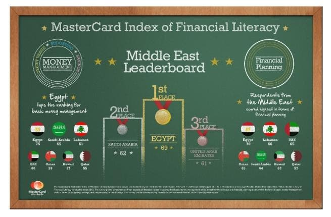 Financial Literacy Infographic