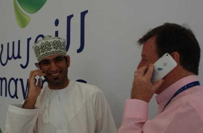 First Nawras customers in Oman got their hands on the new iPhone 5
