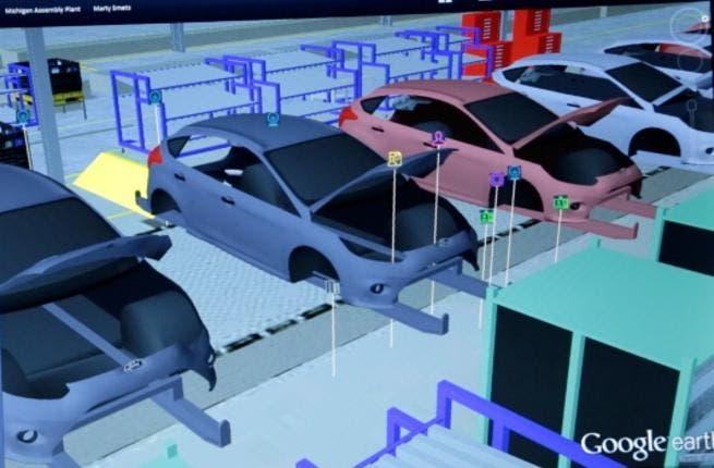 Ford-Siemens IntoSite