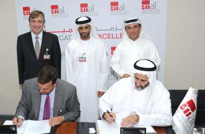 From Emirates Steel to Emirates Aluminium