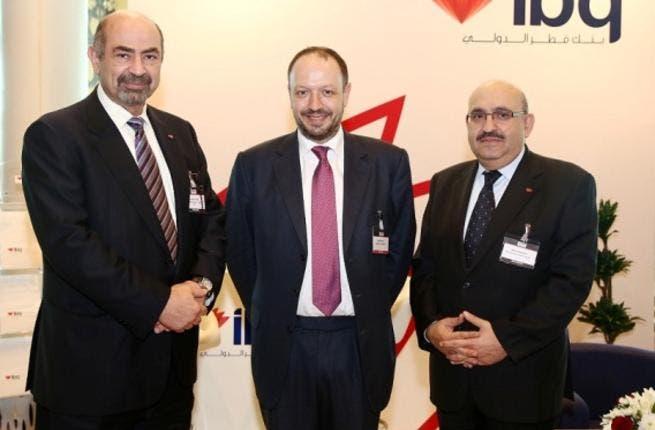 Muhannad W. Kamal- GM of International Bank of Qatar