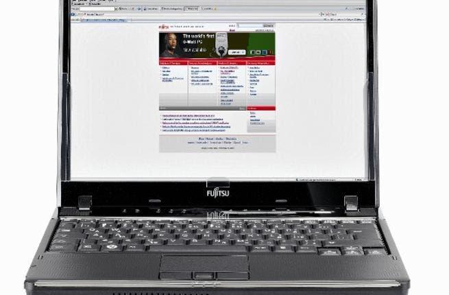 New ESPRIMO laptop from Fujitsu