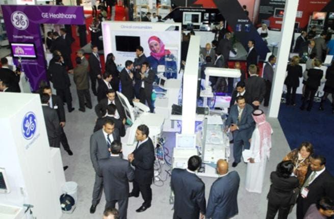 GE Healthcare at Arab Health 2010