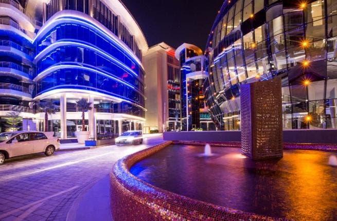 GE Lighting - Crowne Plaza Qatar
