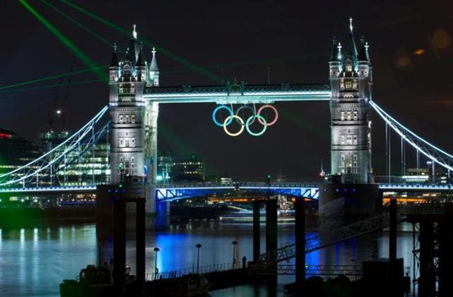 GE Lighting at the Olympics