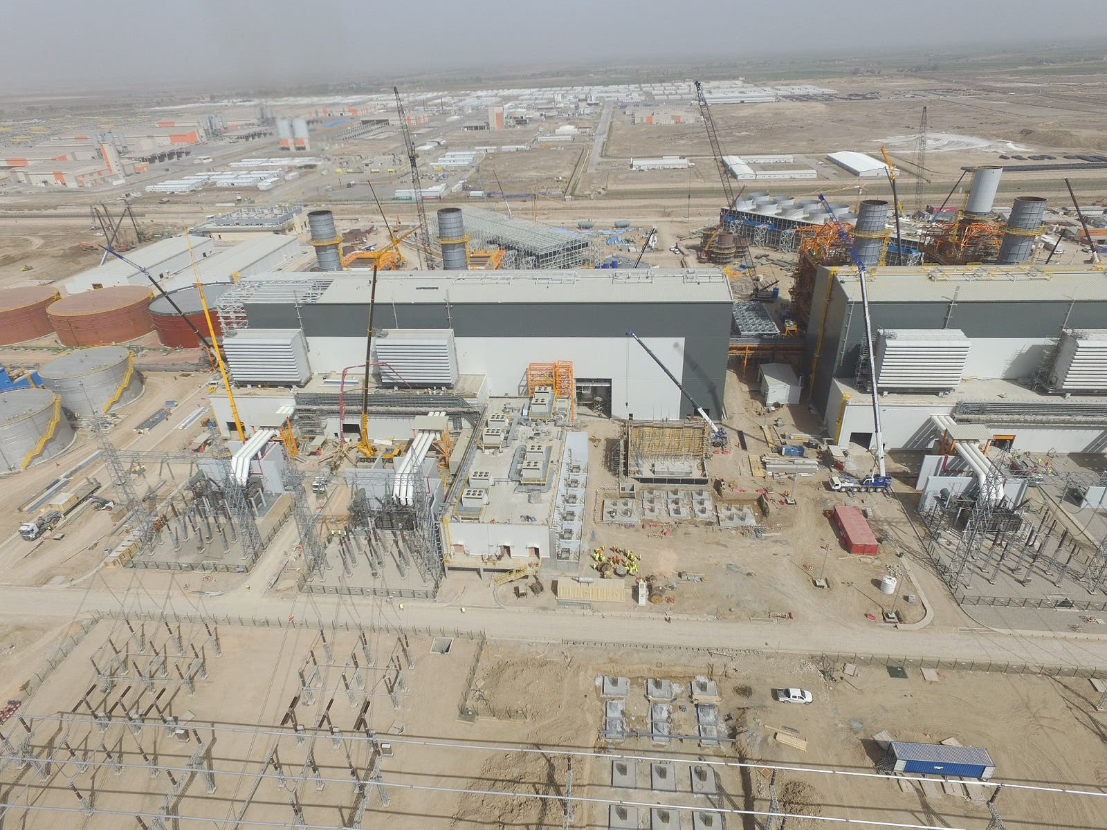 GE & MGH mark commercial operations of 9F gas turbines at