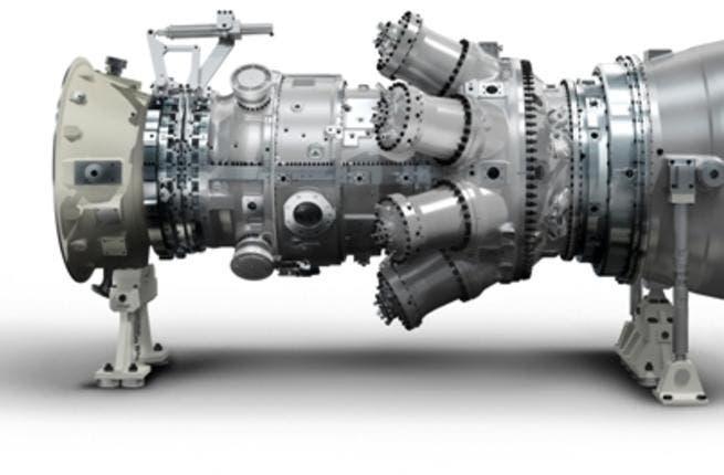 Siemens Gas Turbine SGT 750
