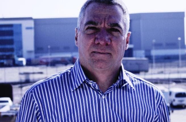 Geoff Shewry, Transguard's new Deputy MD