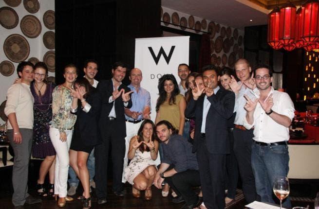 Glion Hospitality Management School Alumni Dinner at W Doha