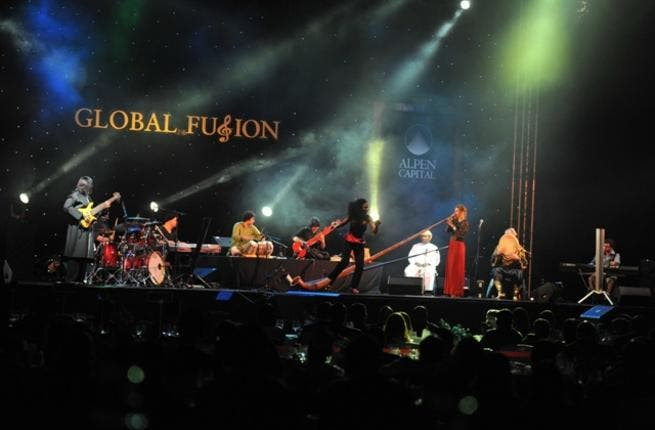 Global Fusion concert