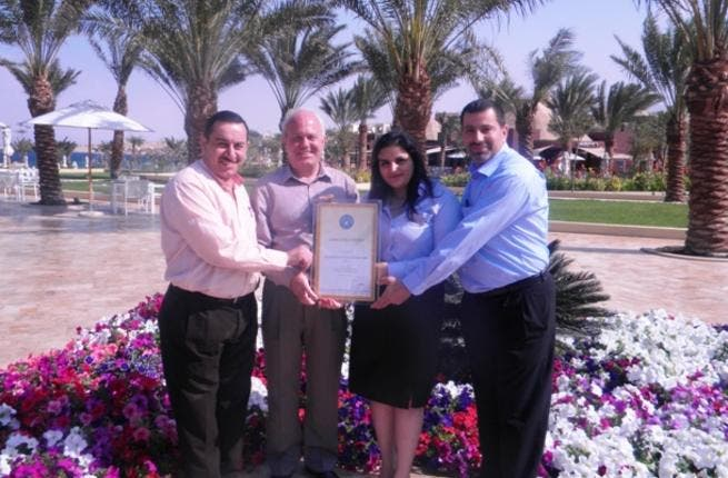 Jordan resort becomes first Mövenpick property to receive the certification