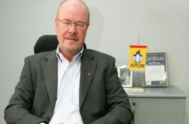 Gunnar Eikebu, Country Manager - Qatar, Jotun Paints