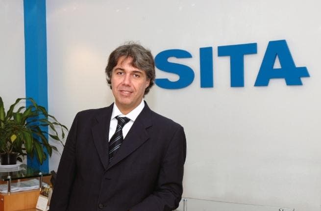 Hani El Assaad, SITA Regional Vice President Middle East and North Africa