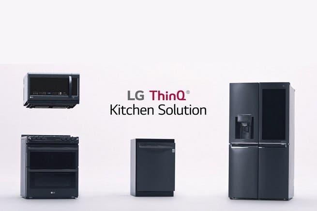 أجهزة المطبخ من إل جي توفر أقصى مستويات الراحة بقدرتها على الاتصال   البوابة