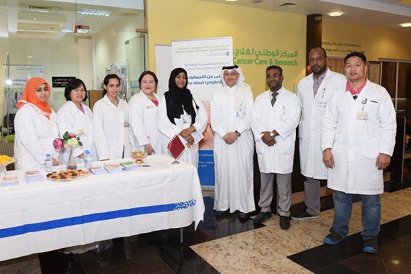 فعاليات توعوية حول مرض الليمفوديما بالمركز الوطني لعلاج وأبحاث السرطان   البوابة