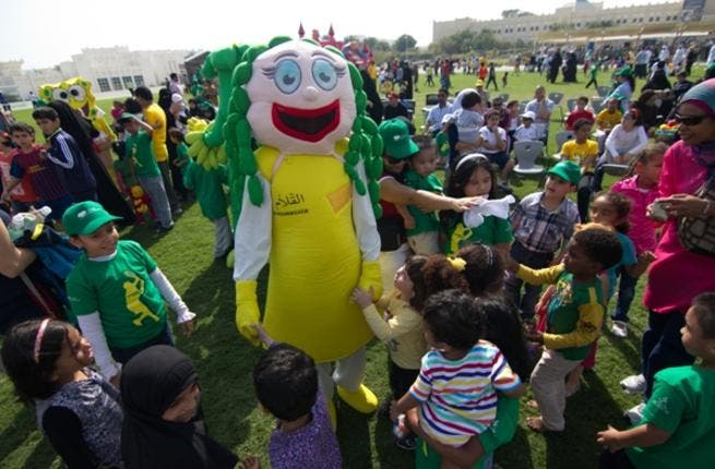 During the National Sport Day