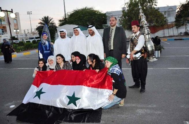 ALHOSN University celebrates UAE's vision of diversity & harmony