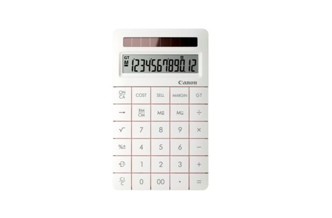 Canon X MARK calculator