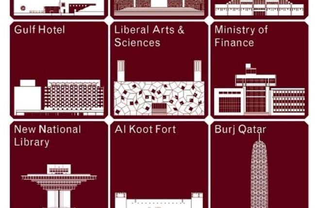 4dDoha: Buildings