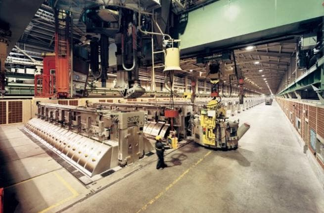 In just three years EMAL has developed into one of the world's largest single site smelters