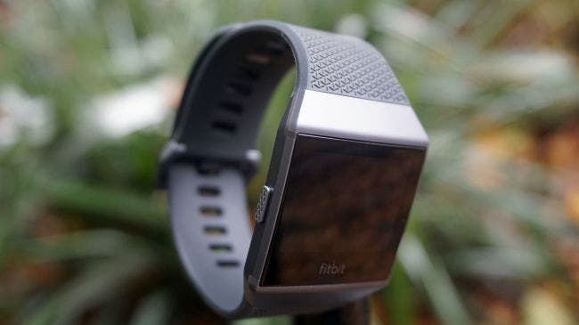 Fitbit Ionic Review: Prices, Design and Features | Al Bawaba