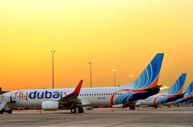 flydubai aircrafts