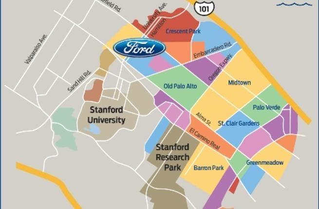 Ford Silicon Valley Lab in Palo Alto
