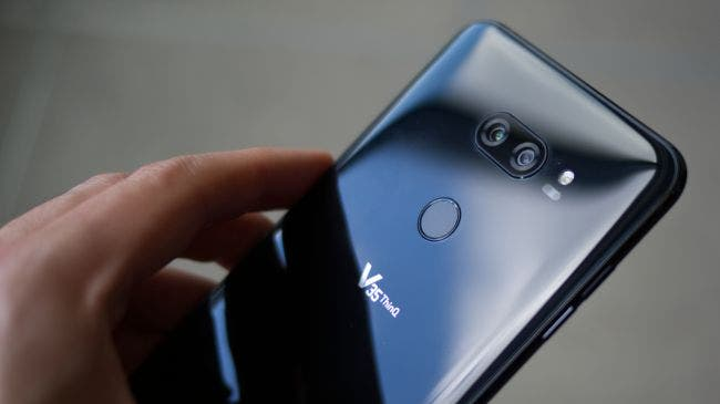 Hands On: LG V35 ThinQ Review | Al Bawaba
