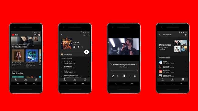 YouTube Music: 5 Things You Need To Know About New Service
