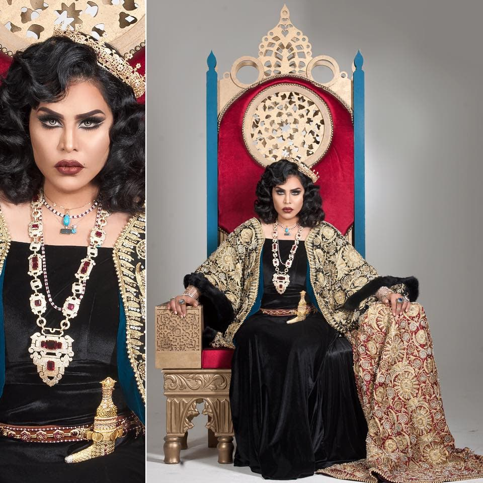'Queen' Of Music Ahlam Admires Real-life King Abdullah II