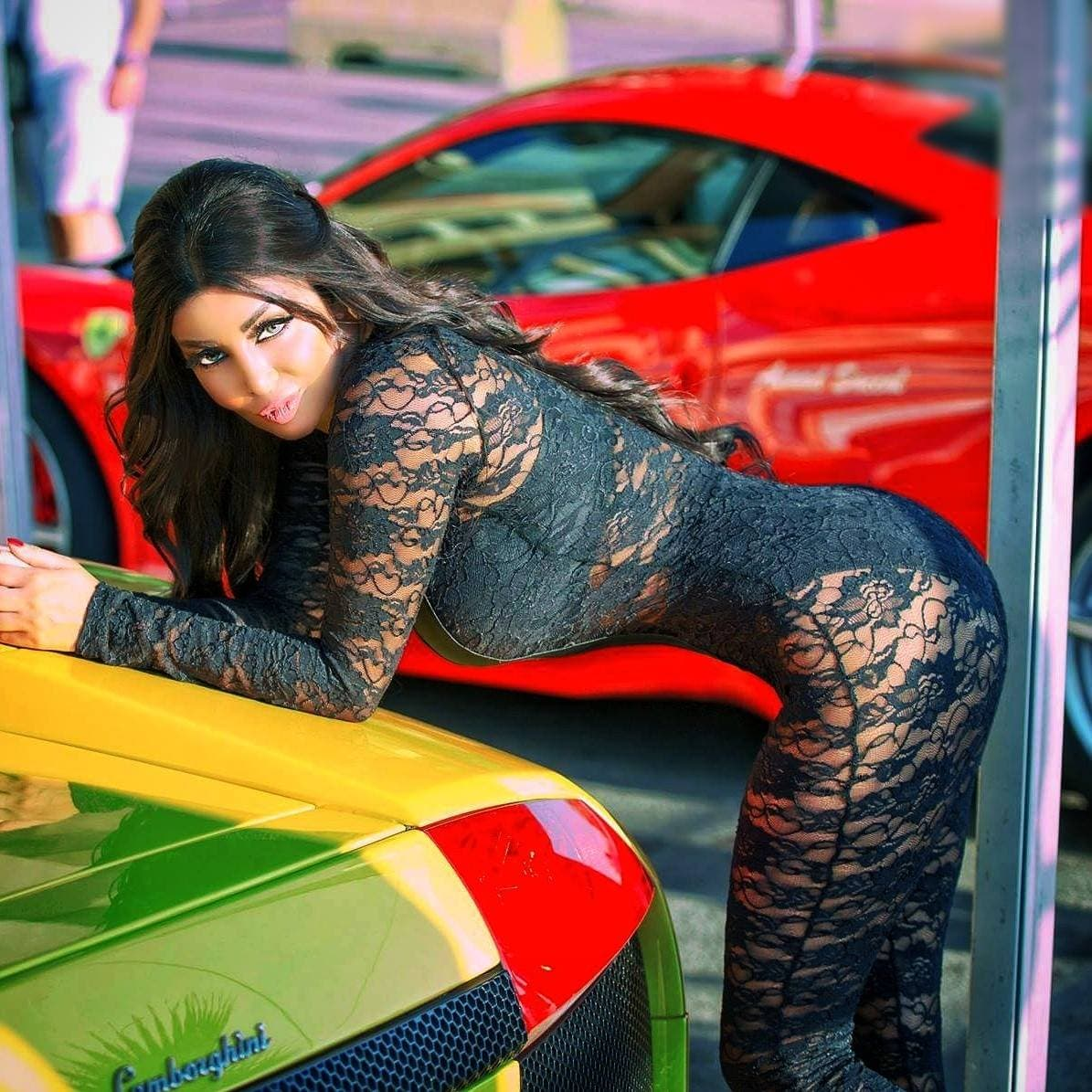 rola yamout shares a risque new facebook dance video al