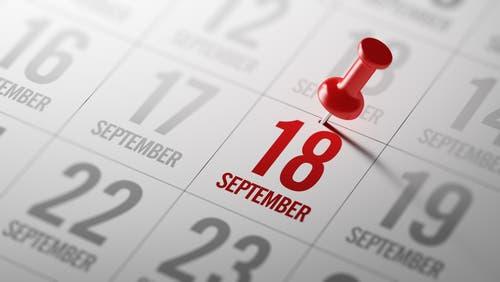 ماذا يقول برجك لك اليوم الإثنين 18 أيلول/ سبتمبر 2017؟