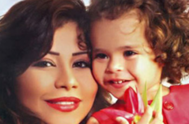 Sherine Abdel Wahab is mother of two including Mariam
