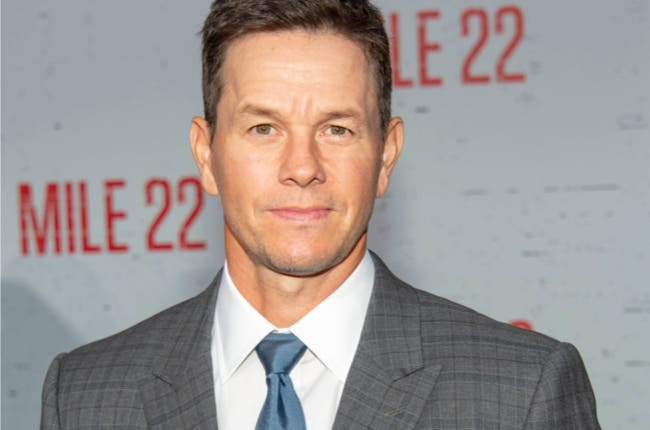 Mark Wahlberg takes his schedule very seriously (Source: Eugene Powers / Shutterstock )